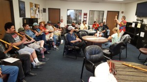 Twinfeathers Teaching Vets in Tucson